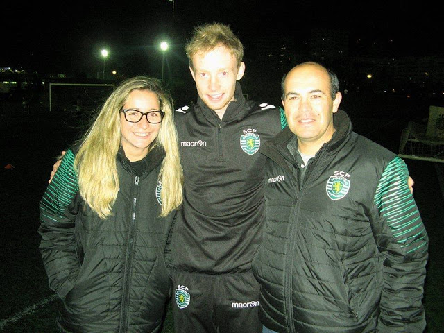 Do CF Belenenses dzięki opinii trenerów SL Benfica