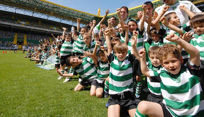 Sporting - fabryka złota z Lizbony