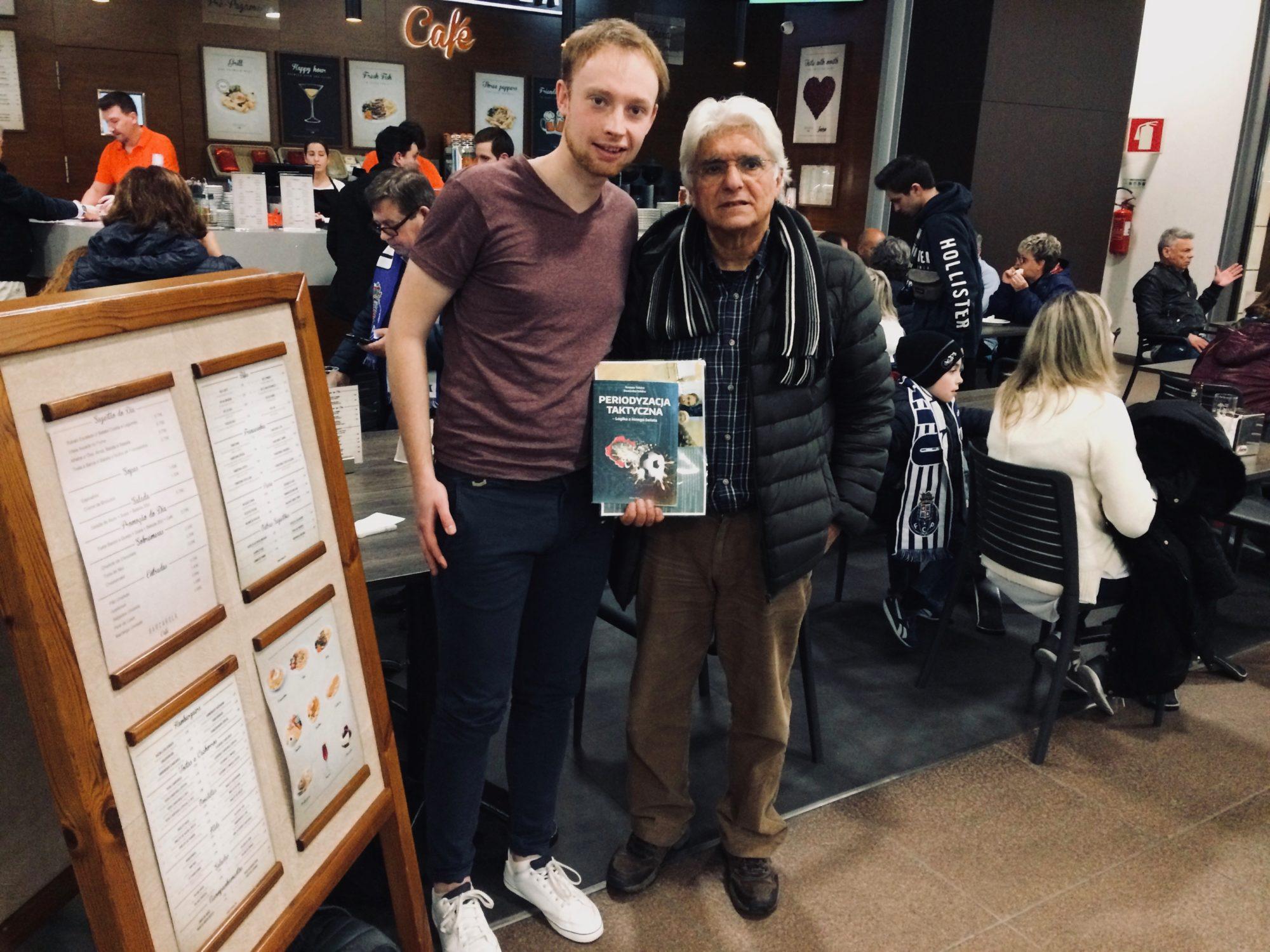 Tomasz Tchórz i Vitor Frade - Periodyzacja Taktyczna